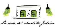 La casa del abuelito Julián Logo